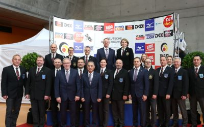 Deutsche Meisterschaft in Stuttgart am 26./27.01.2019