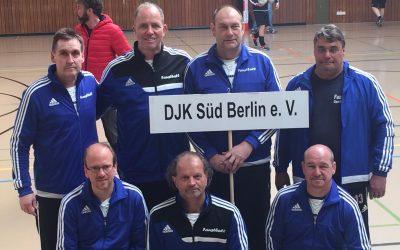 7. Platz bei den Deutschen Meisterschaften AK55