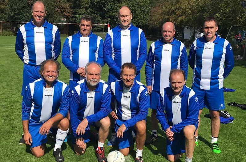 Deutsche Meisterschaft Männer 55 in Hamburg