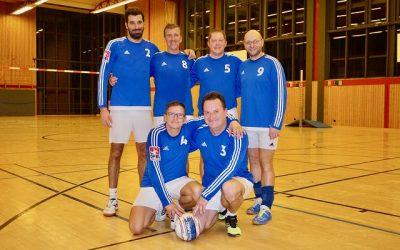 Auftakt der 2. Faustball-Bundesliga in Berlin