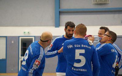 2. BL – 5. Spieltag – knapp ohne Sieg